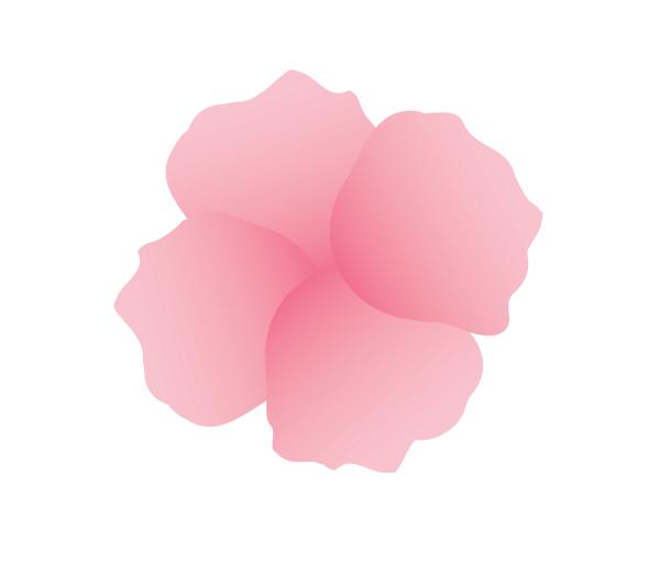 arranging the petals
