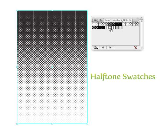 Halftones Swatches