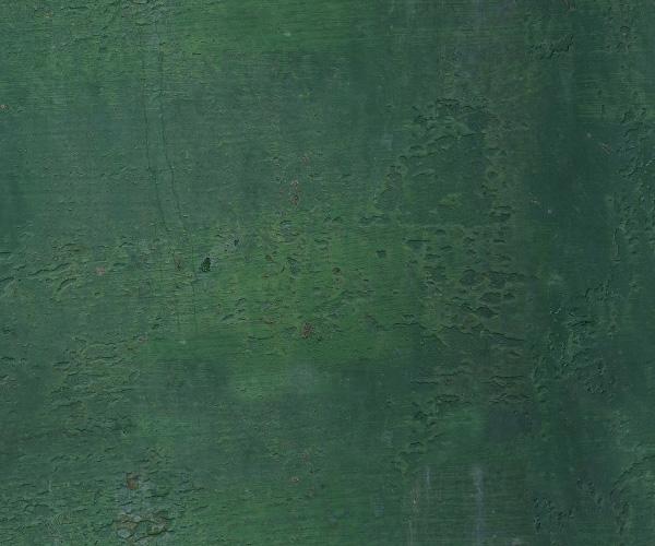 green metal pattern