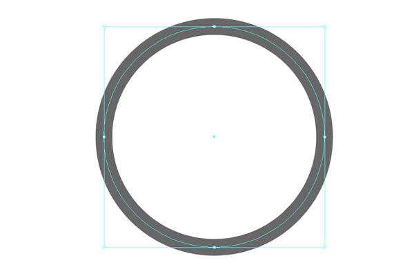Creating Flat Design Bicycle