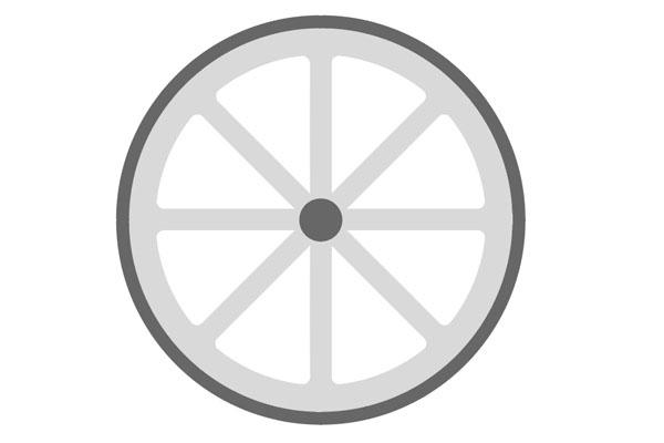 Wheel 2 layer