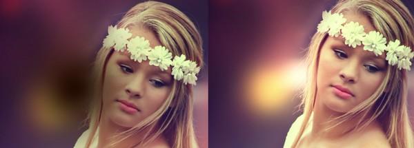 Create a Dreamy Woman Portrait in Adobe Photoshop 11