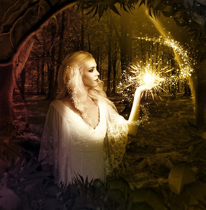 magic fairy dust photoshop tutorial