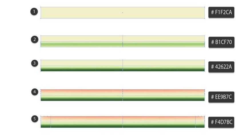 green line mesh