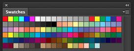 Создаем палитры вAdobe InDesign, Illustrator иPhotoshop