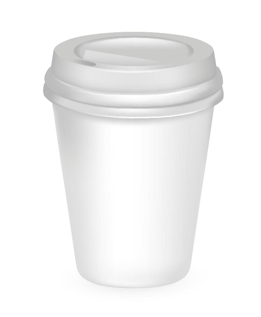 coffee cup tutorial vector mesh