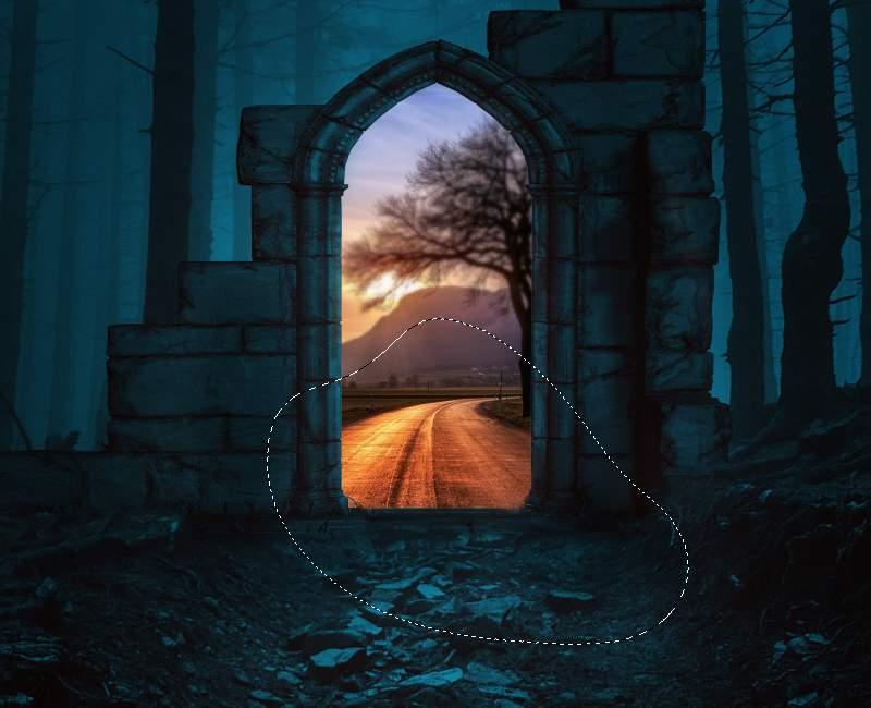 gate 1