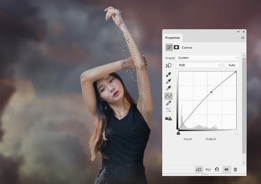 model curves 2