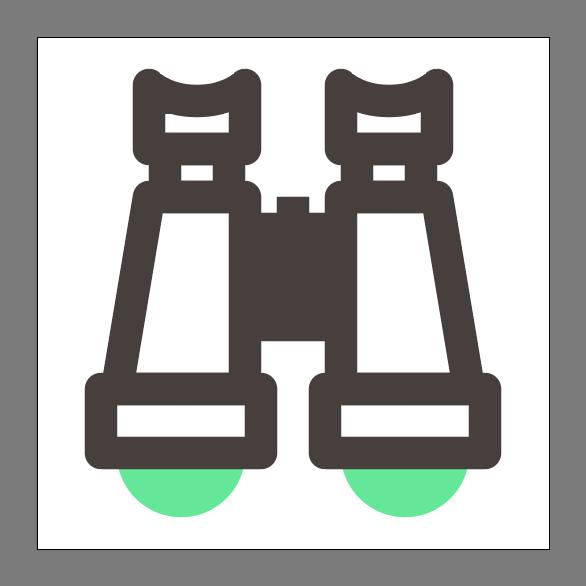 binoculars icon final image
